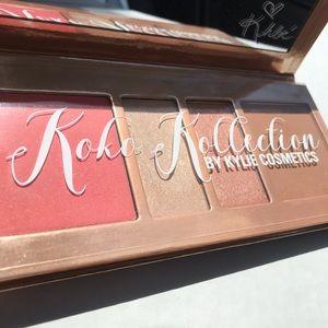 Koko Kollectuon Kylie pressed powder palette